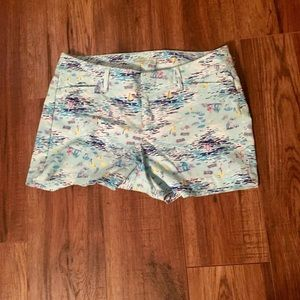 Old Navy Le Pixie Printed Shorts